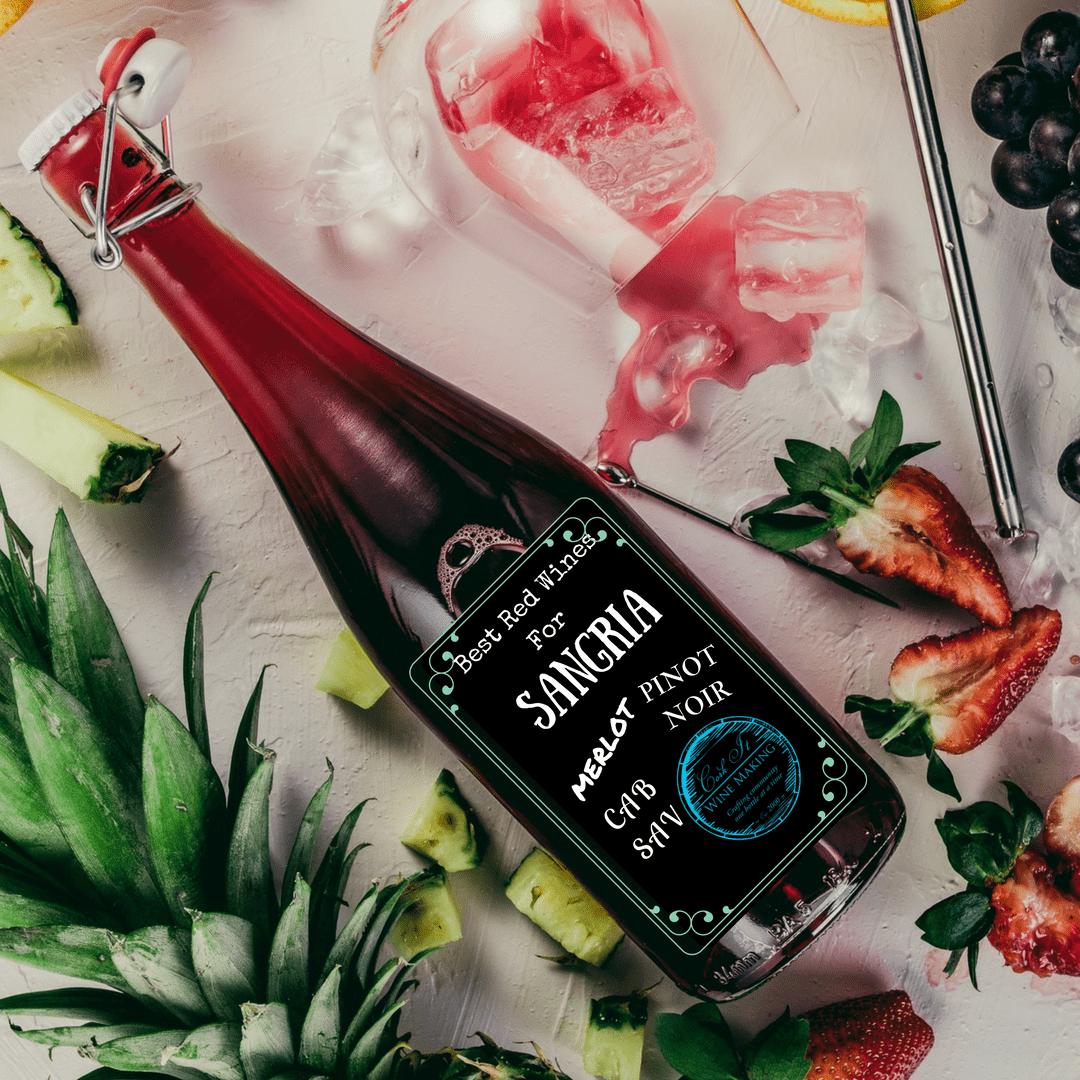 Red Wine Sangria Recipe